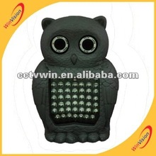 Double Lens CCTV Camera,owl camera,hidden camera the shape like owl camera