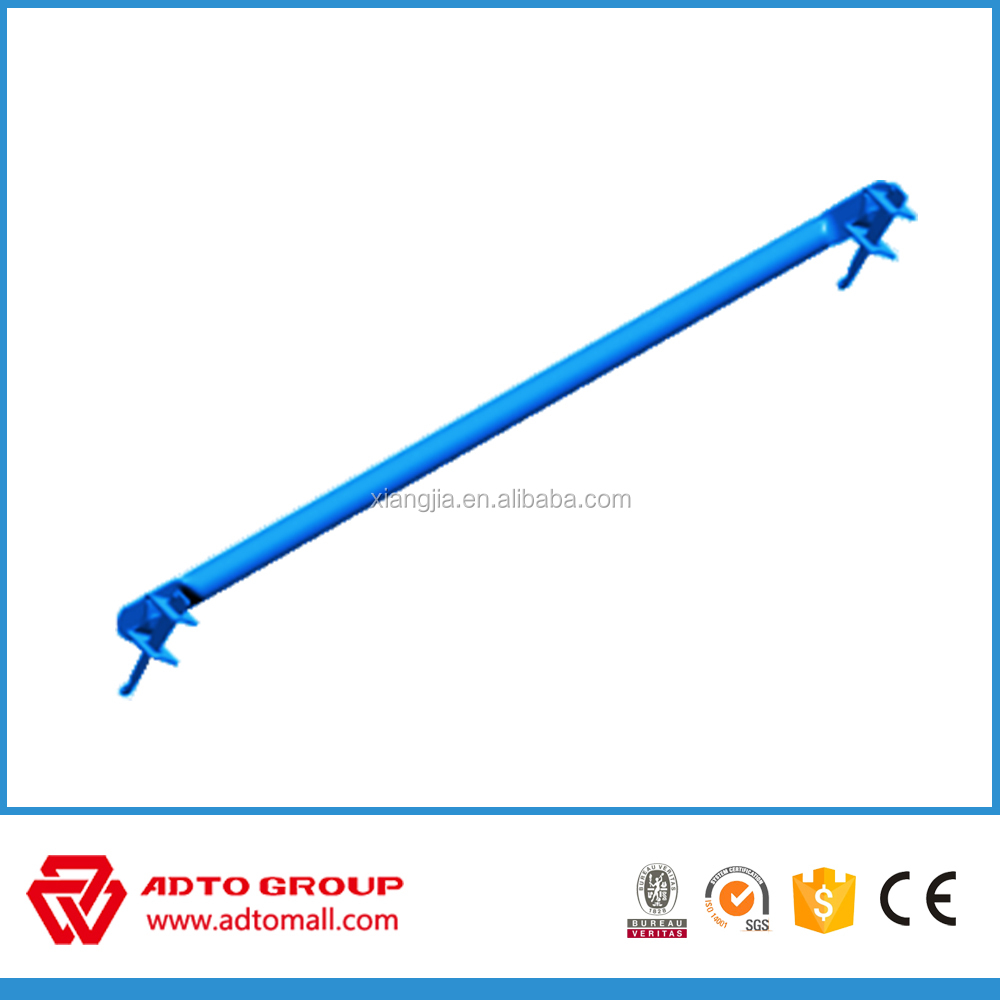 AU Standard No1 China Manufacturer Heavy Duty Kwik Scaff MTS/AS1576 Dip Painted Kwik-stage Scaffolding Parts