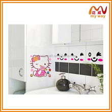 Wholesale wall stickers for kids,bedroom decoration stickers,design will very