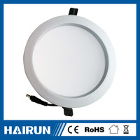 Manufacturer Supply easy installation 5 inch aluminium 15w led recessed downlight