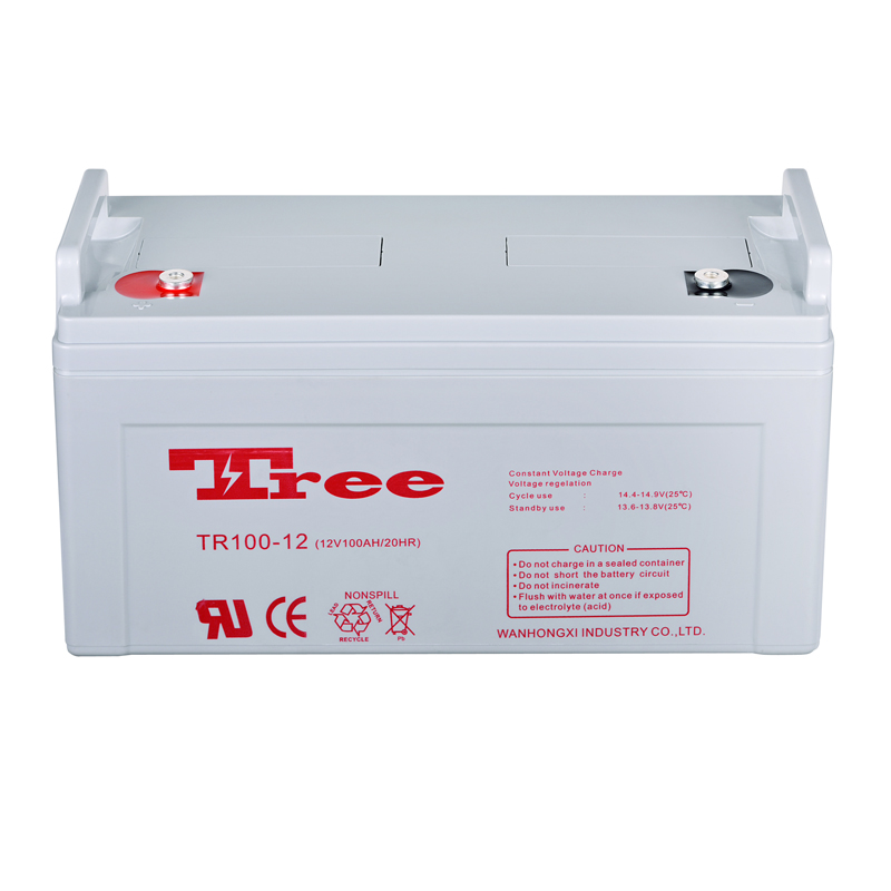 Free maintenance garden light batteries 12V 100AH Sealed lead acid UPS replacement battery