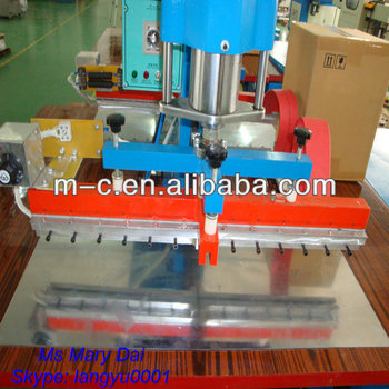 pvc stretch ceiling film machine