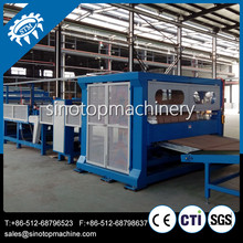 paper honeycomb door core producton line manufacture in China