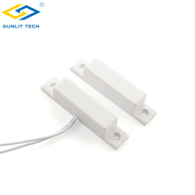 China Manufacturer Normally Open Magnetic Door Contacts Switch Alarm With CE