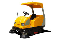 environmental sanitation electric mechanical sweeper machine