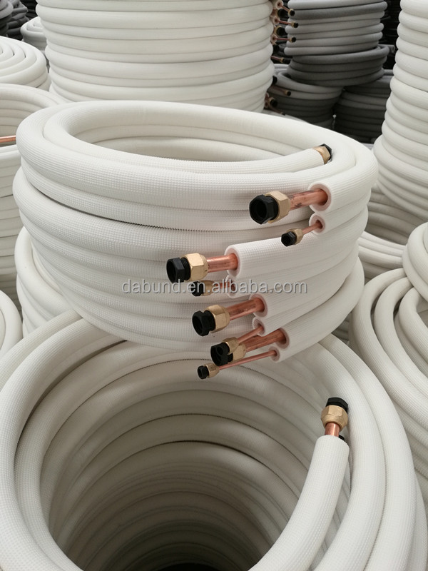 air conditioner split copper pipe spare parts