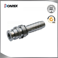 Custom aluminum cnc machined part for auto used