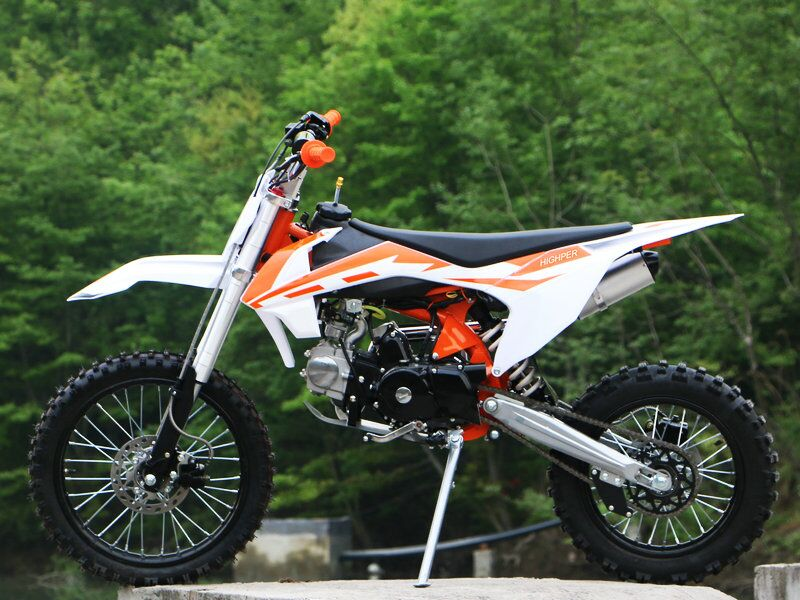 125cc dirt bike pit bike for sale cheap (DB608)