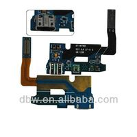 Charging connector flex,charge port flex for galaxy note 2 N7100, Charging Port with Flex Cable for Samsung Galaxy note 2