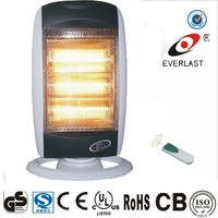 small size Halogen heater 1200W CKD, SKD available
