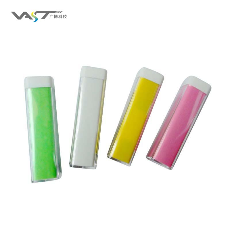 sos lipstick power bank for cell phones, low price wholesale factory supply power bank for smartphone