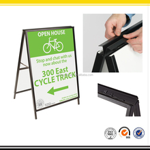 A Snap Frame A-Board Sign, Folding A Board A Frame