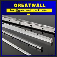 Hot sale China m6 steel gear rack sliding door suspension with sliding gate