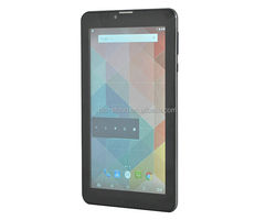 low cost 7 inch 3G calling tablet pc 1024*600pixel RAM 1GB ROM 8GB 3G/wcdma 2G/gsm GPS FM 3500AHM battery