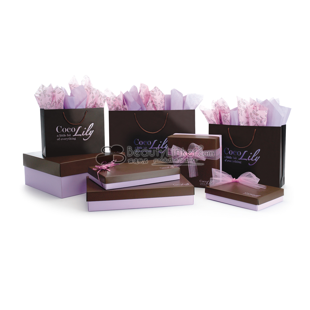 OEM paper packaging printing paper box for food, gift, jewellery etc
