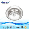 510 round bowl steel enamel stainless steeal modern bathroom kitchen sink