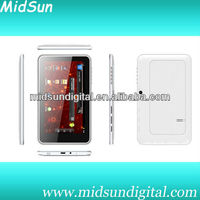 2012 Newest!!! 7 inch MTK6575 Tablet PC with 3G,GPS,Bluetooth,1024*600,512MB Ram,dual SIM card slot