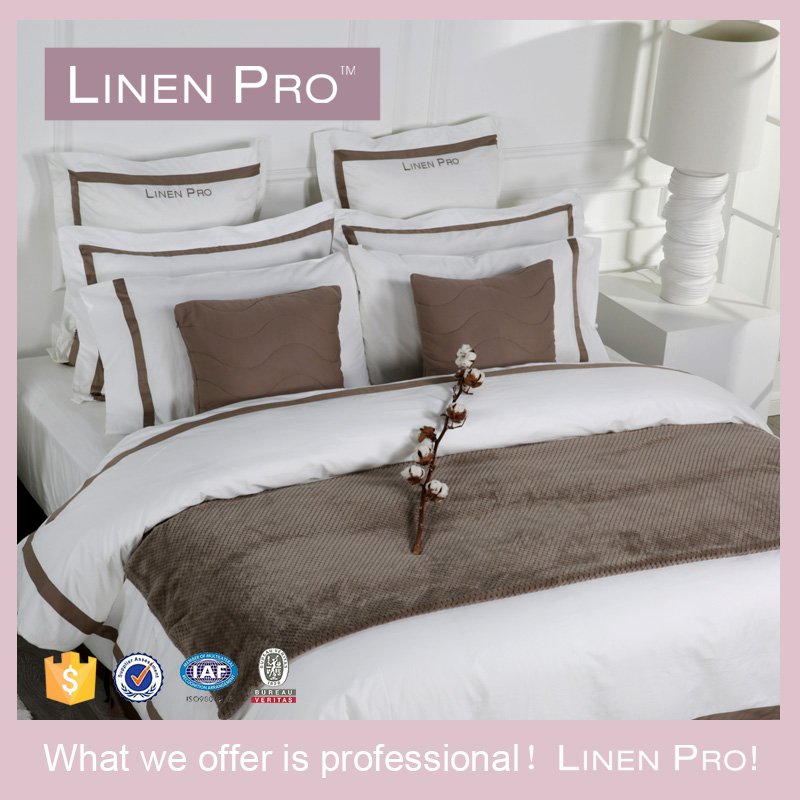 LinenPro 5 Star Hotel Bedding Set Egyptian Cotton Duvet Set