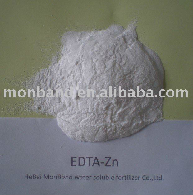 EDTA Chelated Zinc Fertilizer