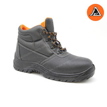 middle cut cheap steel toe labor safety shoe ITEM#JZY0804S1