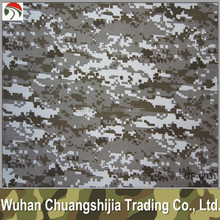 Nylon 50%/Cotton 50% military camouflage fabric