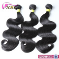 xblhair new stock full ends body wave virgin brazilian wholesale virgin hair vendors