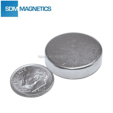 N52 50X10X5 High Flux Nickel Coated Block Neodymium Magnets