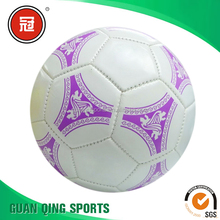 Cheap Soccer Ball Foot ball Sport Toys PVC Material Size 5 Inflated