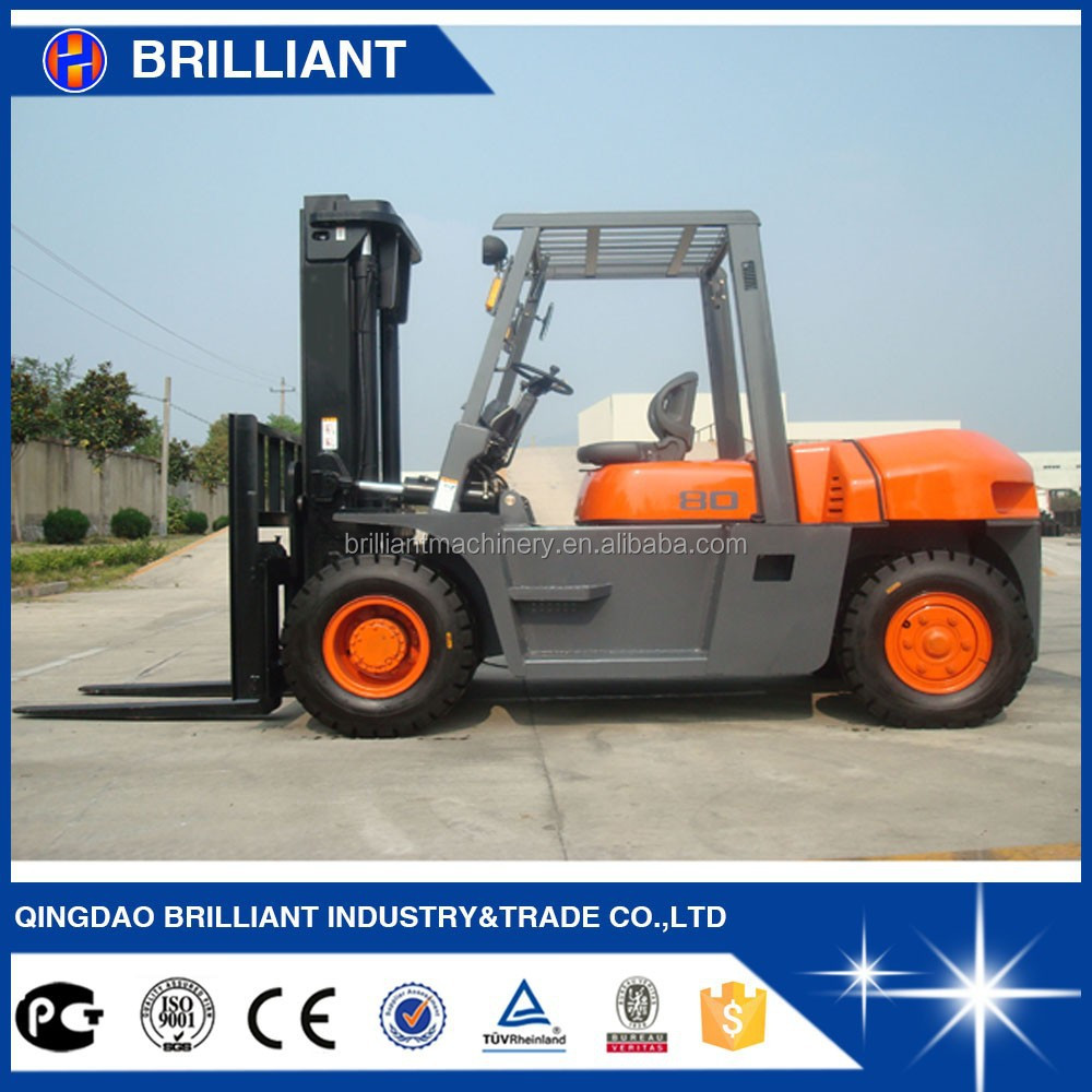 Yale Forklift 8 Ton Used Forklift in Uae