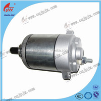 Starter Motor For Yamaha Motorcycle Engine Parts Starter Motor 12V Starter Motor