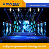 china supplier led screen for concert creative party screen education/media panel display