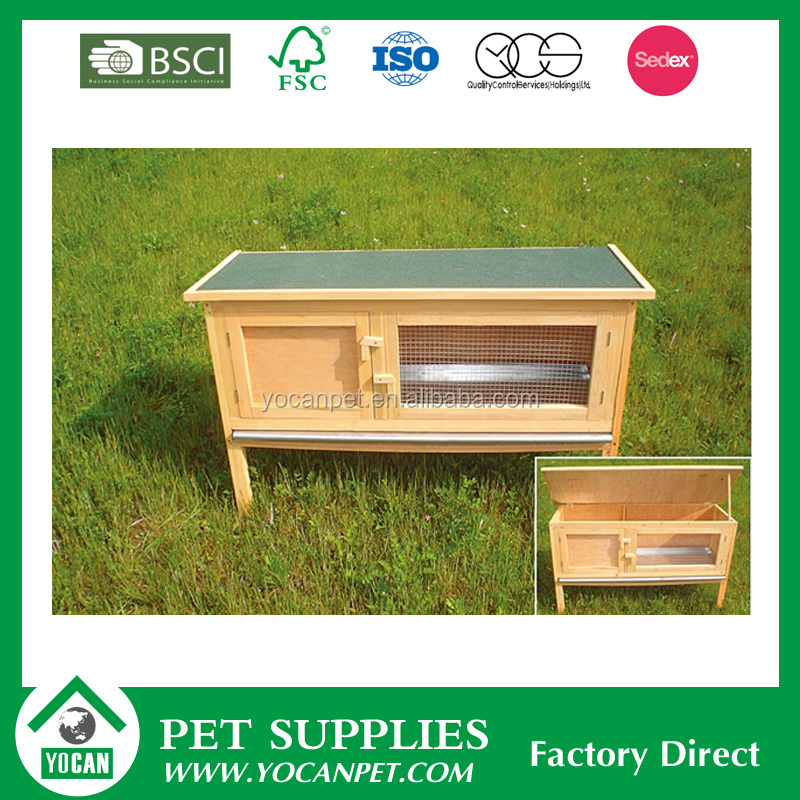 outdoor garden commercial luxury rabbit cage