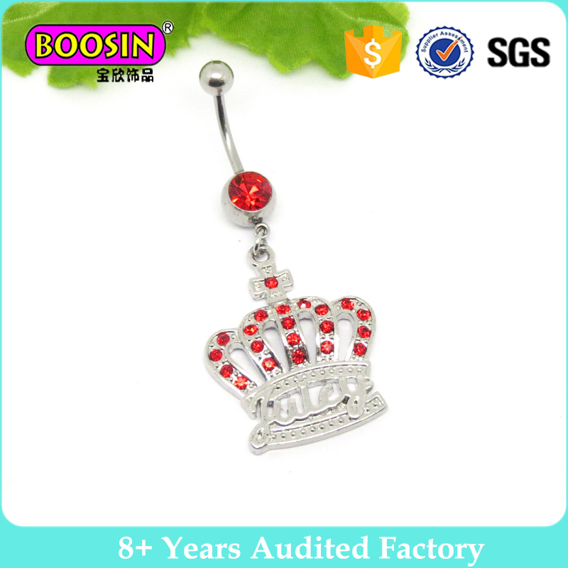 Belly Ring Body Piercing Jewelry Navel Ring #14490