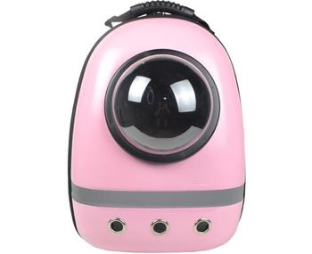 New design Airline Approved capsule dog backpack pet carrier bag