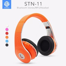 Cheap stylish bluetooth hands free mobile phone headset