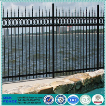 Outdoor composite decorative gothic fence pickets