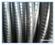Armeringsstal, high tensile deformed steel rebar, iron rods for building construction, factory price