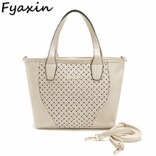 Cheap PU Leather Large Women Tote Bag Ladies Handbag For Shopping