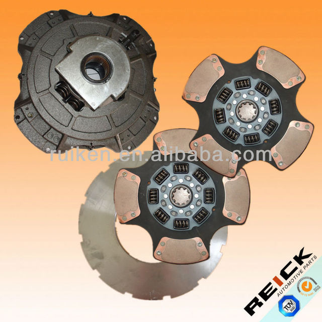 heavy duty clutch 108050-59B type