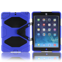 Hybird more fashional sold in all over world mini silicon case for ipad air