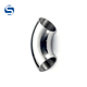 Fabricated Stainless Steel Pip Fitting Elbow 45, 90 Degree