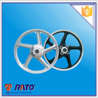 WY125 gold supplier aluminum alloy wheel for motorcycle
