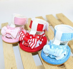 Lovable Bowknot Sandal Dog Shoes For Dogs Boots Shoes Wholesale Dog Products Pet Accessories Mascotas Ebay Best Selling