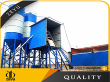 HZS35 Mobile Asphalt Mixing Machine Asphalt Batching Plant asphalt mix machine