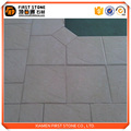 Hot selling products White Sandstone factory supply swimming pool tiles