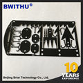 BWITHU good quality wallet tool card for security kit