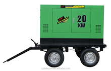 custom size diesel power generators for reefer container