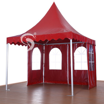Low price Aluminum Pagoda Party Event Tent