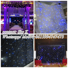Fire Retardant led star curtain/decorative icicles moving led light christmas lights for Christmas decoration
