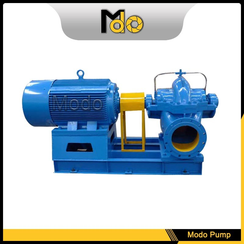 3 inch double suction water pump electric 220v